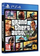 Sony PlayStation 4 Grand Theft Auto V Video Games