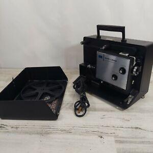 Sears Easi-Load Super 8 Movie Projector Model # 813-92230 Needs Bulb