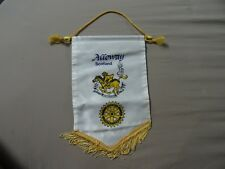 SCOTLAND alloway  Rotary International Club Wall Banner Flag