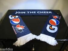 Pepsi Gatorade Team Canada hockey Join the Cheer Encourage L'Equipe scarf promo