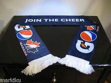 Pepsi Gatorade Team Canada hockey Join the Cheer Encourage L'Equipe scarf promo