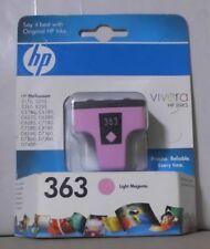 HP 363 LIGHT MAGENTA c8775ee ABB per Photosmart 3110 3210 3310 8250 c5180 OVP