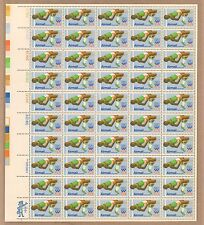 C-97    Olympics, High Jumper.    MNH  31¢ Sheet of 50.   Issued in 1979.