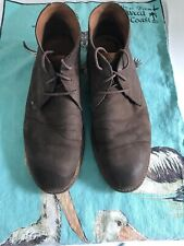 Mens Clarks Artisan Suede Desert Boots Size 10