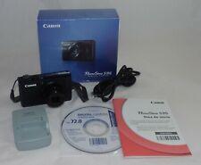 Cámara Digital Canon Powershot S9 10MP Paquete Con Cargador, Cable Usb, Caja Original Equipment Manufacturer