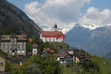 PHOTO  SWITZERLAND 2006 WASSEN CHURCH