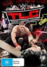 WWE - TLC - Tables, Ladders, Chairs 2014 (DVD, 2015)