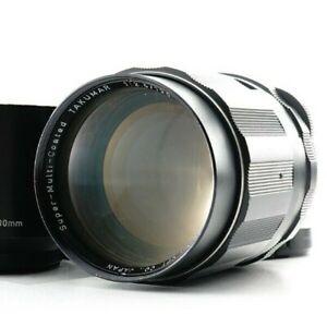Ex+ 5 6Elements Pentax Smc Takumar 135mm F/2.5 Lente Telefoto Para M42 De Japan