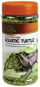 Zilla Fortified Aquatic Turtle Food, 6.5 Ounce Jar