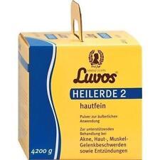 LUVOS Heilerde 2 hautfein 4200g PZN 5039283