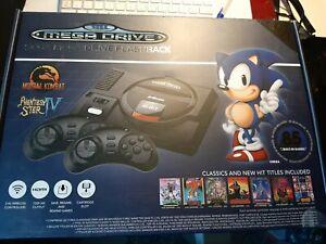Console - Sega Mega Drive Flashback HD - NEUF- 85 jeux inclus