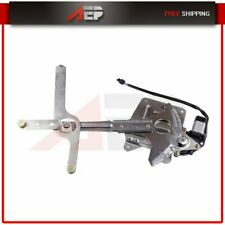 Power Window Regulator with Motor for 1994-2004 Chevy S10 Pickup Front Left
