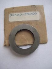 SUZUKI GSX-R750/600/GT380/RL250/TM250/TS250 THRUST WASHER 25 X 41 X 3 NOS!