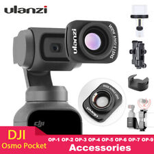 Ulanzi Magnetic Large Wide-Angle Lens for DJI Osmo Pocket Accessorie OP-2 OP-9
