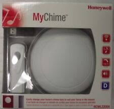 Honeywell RCWL2200A My Chime Wireless Door Chime & Push Button Programmable