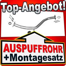 Rohr TOYOTA AURIS COROLLA 1.4 1.6 VVTI 1.4 2.0 D4d Auspuff Mittelrohr AJR