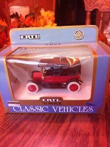 ERTL Vintage 1912 Buick Classic Vehicles  Diecast 1990 1:43
