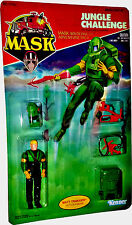 M.A.S.K. MASK Kenner  - Jungle Challenge Vintage 1986 - Collectible MOSC AFA IT!