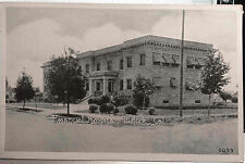 TURLOCK CALIFORNIA, Post Card 1905-15 HOSPITAL, Stanislaus County
