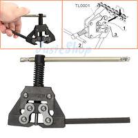 Motorcycle Chain Cutter Breaker Tool Bike ATV Fit 415 420 428 520 530 Heavy Duty