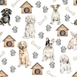 20 Servietten, Serviettentechnik Pet Dogs Hunde tiflair, 33x33