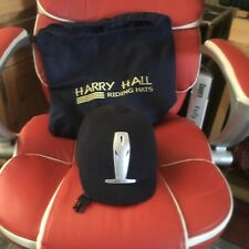 Harry Hall Riding Hat, Navy, 54, RRP £95