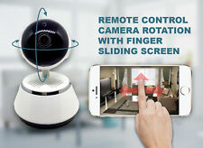 Wireless 720P HD Pan Tilt Sicherheit CCTV IP Kamera IR Nachtsicht WiFi Webcam