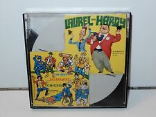 LAUREL & HARDY SUPER 8MM FILM REAL 1960s ITALY