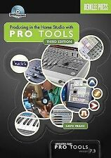 USED (GD) Producing in the Home Studio with Pro Tools by David Franz