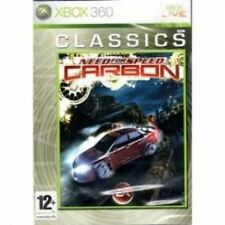 Need for Speed: Carbon Racing Microsoft Xbox 360 Video Games