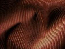 Cotton Corduroy Fabric - Brown - 50cm x 145cm -  New by Dcf