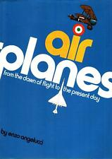 AIRPLANES HBDJ (ANGELUCCI) PIONEERS WW1 WW2 JETS MILITARY CIVIL VTOL HELOS SST R