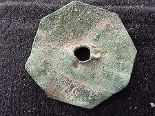 Nice rare Late Roman bronze Armour linkage found in England L22p