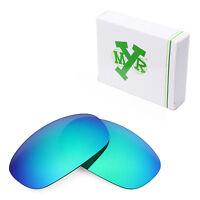 Mryok Replacement Lenses for Costa Del Mar Brine Sunglass Green Polarized