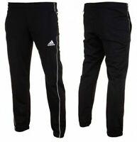 Adidas Core 18 PES Tracksuit Bottoms Pants Football Sportswear Jogging Training