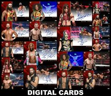 Topps SLAM WWE CLEAR THE RING 2020 Wave 1 [19 CARD SIGNATURE/BASE SET]