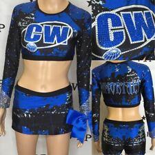 New listing Cheerleading Uniform Allstar Cheer World  Immortals Adult S