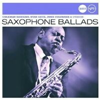 SAXOPHONE BALLADS (JAZZ CLUB)  CD NEU