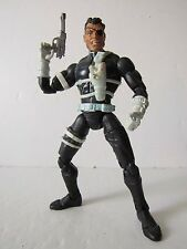 Marvel Legends Series 5 Agent Nick Fury 6 inch action figure