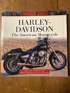 Harley-Davidson: The American Motorcycle Book by Allan Girdler 2005
