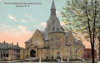Trinity Methodist Episcopal Church Auburn New York Souvenir Novelty Co