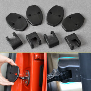 Popular Car Door Lock Cover Protector +Check Arm Cover fit forPassat Polo Tiguan
