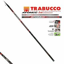 TRABUCCO ATOMIC XS COMPETITION BLS 6.00m, carbon bolognese rod