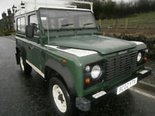 Land Rover Defender 90 Td5 7 seater station wagon  2002  Good and solid