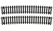 "R628 Hornby Curve Track x2 For Use With ""Y"" Points 11.25 Degrees 852mm OO Gauge"