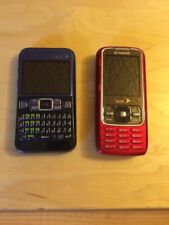 sprint cell phones samsung and Blackberry