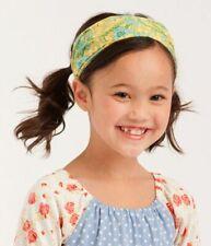 Matilda Jane Good Egg Yellow Paisley Headband Wonderful Parade Girls NWT