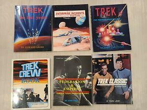 Trek Crew/Lost Years/Enterprise/Classic/Federation & Empires Van Hise,Gross,Peel