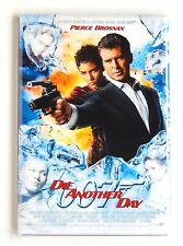 Die Another Day FRIDGE MAGNET (2 x 3 inches) movie poster james bond