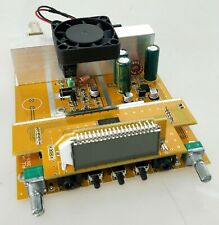 87-108MHZ 1.5W/15W PLL stereo Fm transmitter broadcast only PCB +Fan